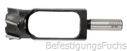 Zapfenschneider Innendurchmesser 35 mm