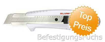 Tajima Premium Cuttermesser Aluminist 25m