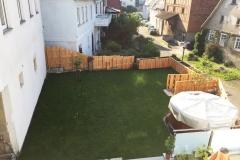 Gartenzaun mit integriertem Hochbeet von Herrn Krumbach (2/2)