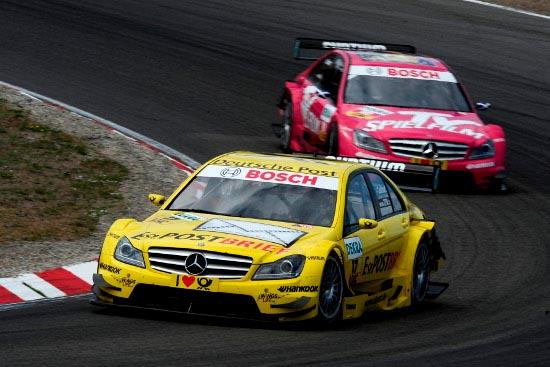 Überall vertreten: Handwerker im Motorsport