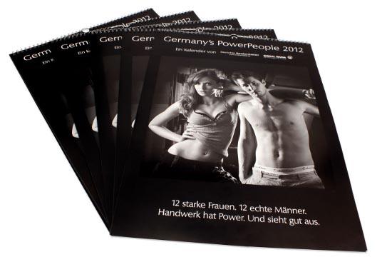 Germany's Power People 2012 – So sexy ist das Handwerk