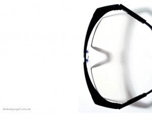 Desktop Hintergrund mit Arbeitsschutzbrille