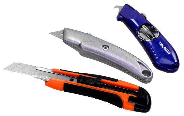 Wie wechselt man eine Cuttermesser Klinge?
