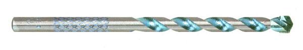 Universalbohrer mit blauer Spirale