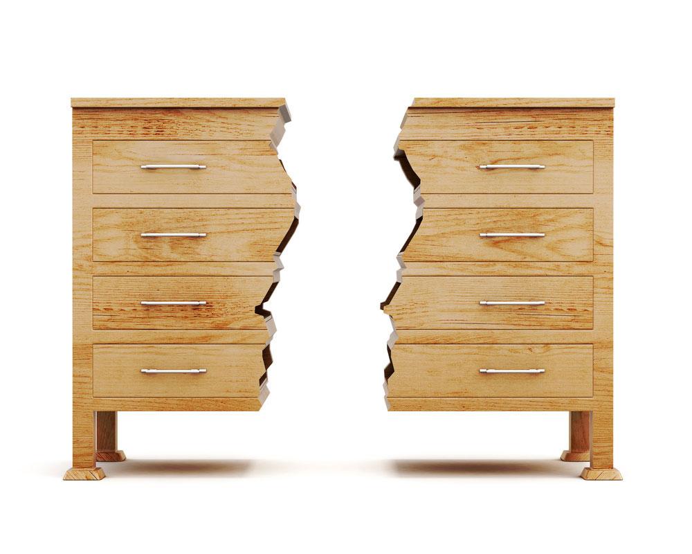 Verleimte Holzmöbel Demontieren U2013 Diese Tricks Funktionieren