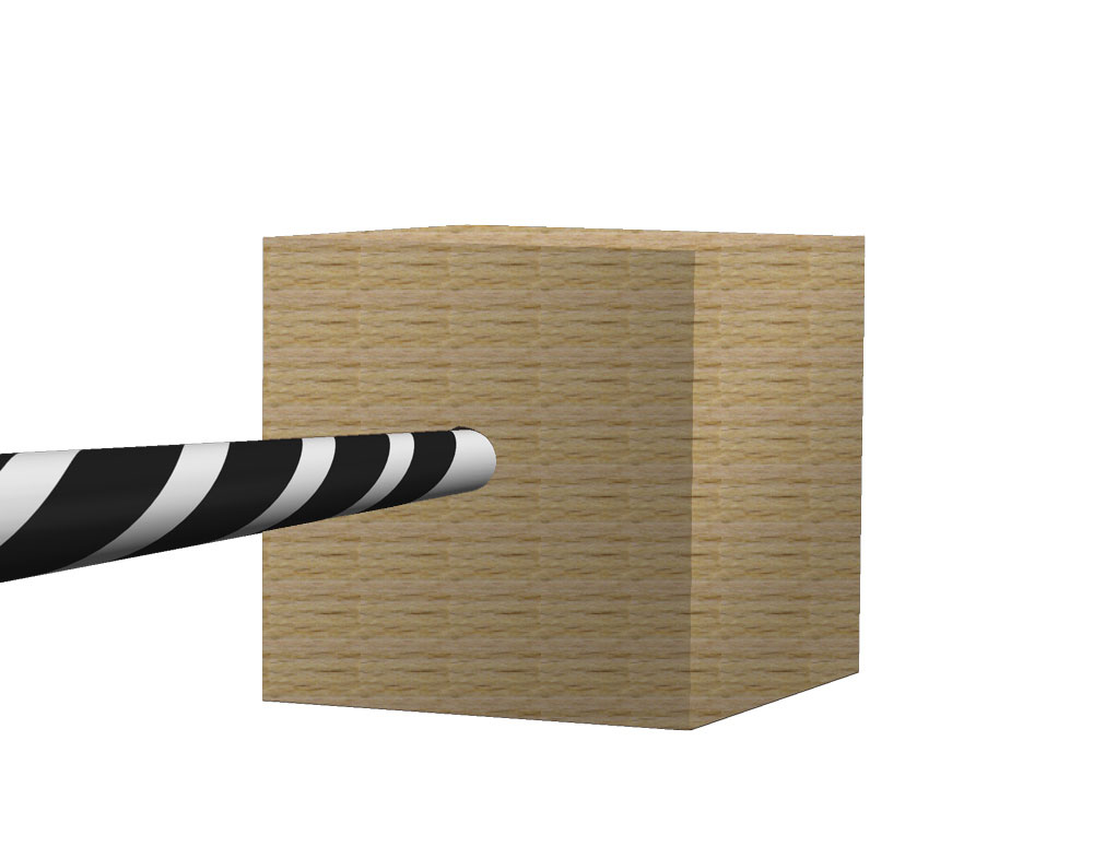 perfekt gerade bohren ohne bohrst nder der heimwerker. Black Bedroom Furniture Sets. Home Design Ideas