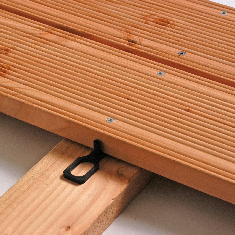 wissensreihe terrassenschraube 7 7 wie wird sie angewendet der heimwerker handwerker. Black Bedroom Furniture Sets. Home Design Ideas
