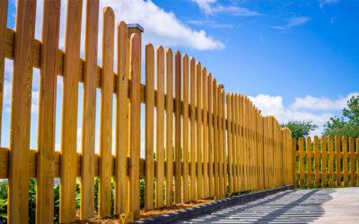 Holzzaunbau: Alles Wichtige zum Thema