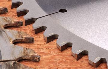 Die 5 besten Mittel zum Reinigen von Kreissägeblättern