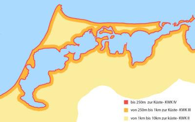 Terrasse in Küstennähe bauen – Das muss man beachten