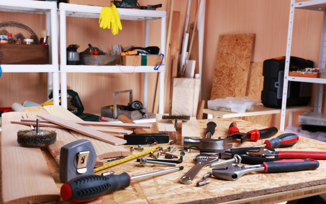 Werkzeugpflege – 4 Tipps, um die Lebensdauer zu verlängern