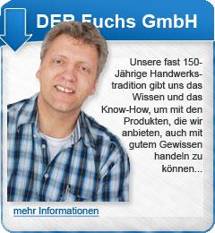 Banner über uns, DER Fuchs GmbH