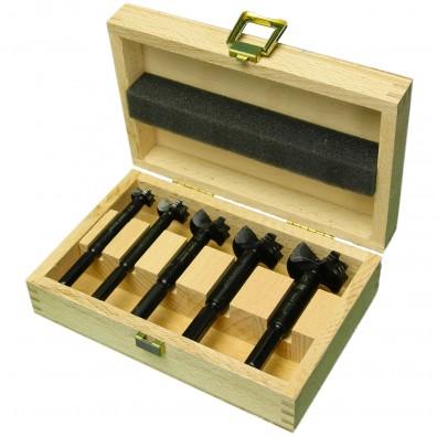 5 tlg FAMAG Bormax-WS Forstnerbohrersatz, 15,20,25,30,35 mm
