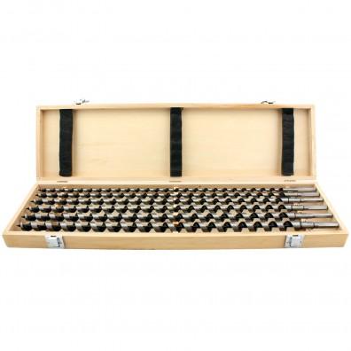 6-tlg Schlangenbohrer-Set - Ø = 10, 12, 14, 16, 18, 20 mm - 620mm lang
