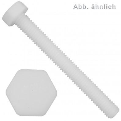 Sechskantschrauben DIN 933 - Polyamid