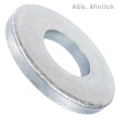 Scheiben für Spannzeuge - DIN 6340 - verzinkt