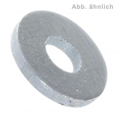 Scheiben für Schrauben mit schweren Spannstiften DIN 7349 - 200HV - verzinkt