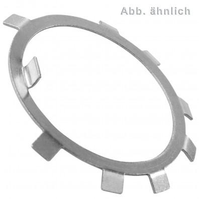 Sicherungsbleche - DIN 70952 - Für Nutmuttern DIN 70852
