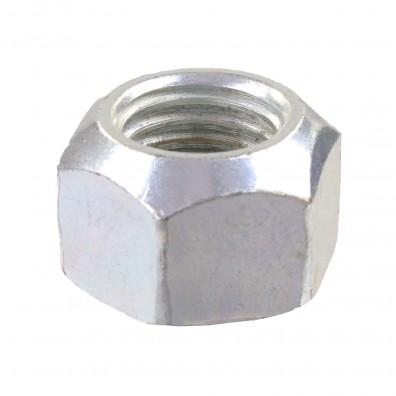 1000 Sechskantmuttern M5 - SW8 - Form V,mit Klemmteil - verzinkt - DIN 980