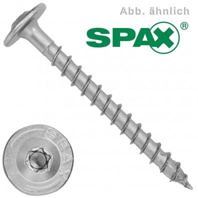 Spax(ABC) Solarbauschrauben - Edelstahl A2 - Torx Tellerkopf - T-Star