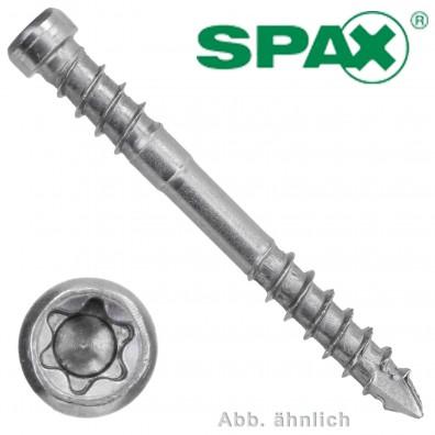 Spax® Terrassenschrauben - Edelstahl A4 - Zylinderkopf - T-Star plus