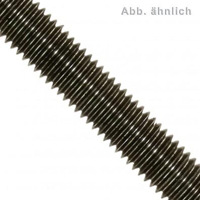 Gewindestange DIN 975 - 1000mm - Normalgewinde - Festigkeitsklasse 12.9 - blank