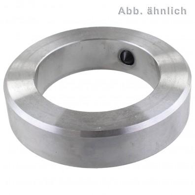 10 Stellringe DIN 705 Form A Stahl 14mm