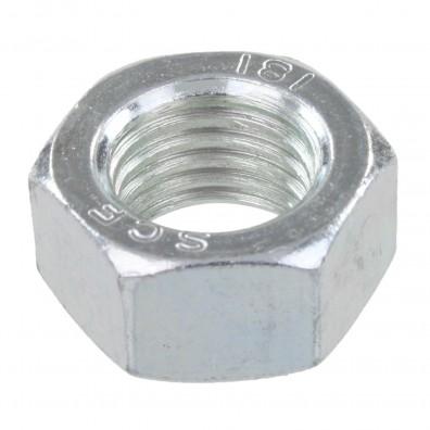 200 Sechskantmuttern - M16 - DIN 934 - galvanisch verzinkt - Festigkeitsklasse 8