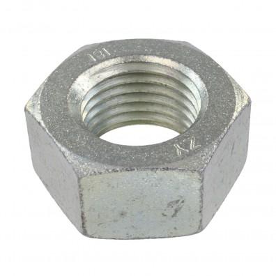 1 Sechskantmutter - M39 - DIN 934 - galvanisch verzinkt - Festigkeitsklasse 8
