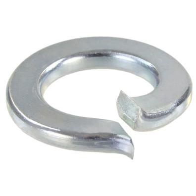 100 Federringe DIN 127 galvanisch verzinkt, Stahl, Form A für M12