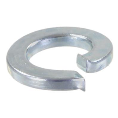 1000 Federringe DIN 127 galvanisch verzinkt, Stahl, Form A für M5