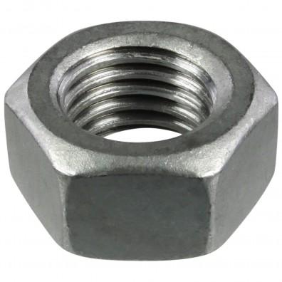 500 Sechskantmuttern M10 - SW17 - Stahl 8.0 feuerverzinkt - DIN 934