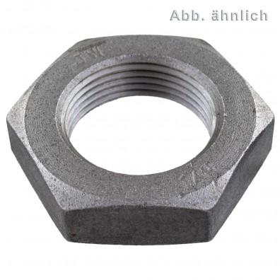 Sechskantmuttern DIN 936 - Feingewinde - Stahl - Festigkeitsklasse 14