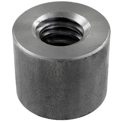 1 Rundmutter Stahl Trapezgewinde TR 20 x 4 x D36 x L30