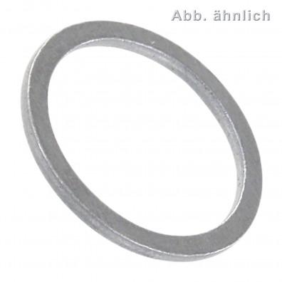 Dichtringe für Verschlussschrauben - DIN 7603 - Aluminium
