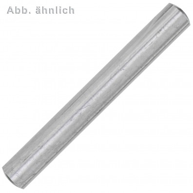 10 Zylinderstifte DIN 7 - ISO 2338 Toleranzfeld m6 Edelstahl A4 16 x 32mm