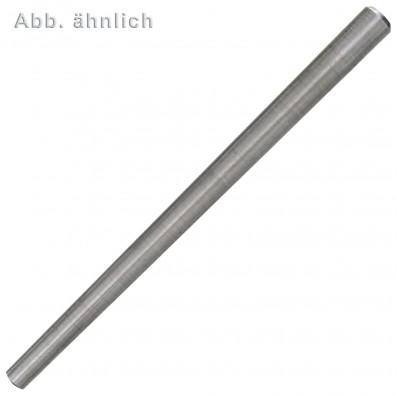 50 Kegelstifte DIN 1 Form B - ISO 2339 Stahl 8 x 130mm