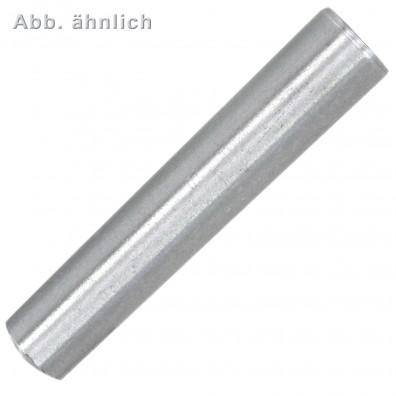 10 Kegelstifte mit Innengewinde 8 x 50mm - DIN 7978 Form A