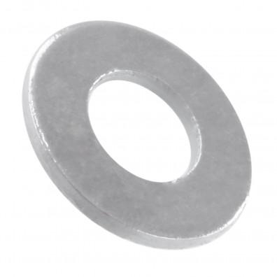 200 Unterlegscheiben DIN 125 Form A - für M3 - Aussen-Ø=7mm - verzinkt