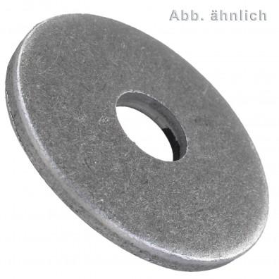 Unterlegscheiben für Holzverbinder DIN 1052 Stahl