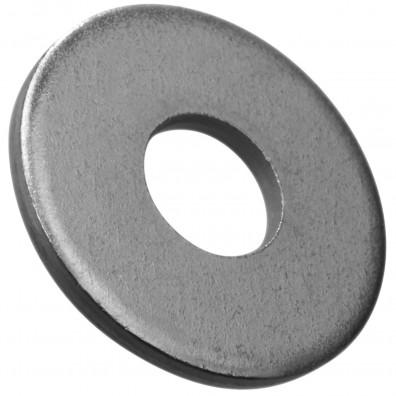 75 Unterlegscheiben DIN 9021 - für M10 - Aussen-Ø = 30 mm - galvanisch verzinkt