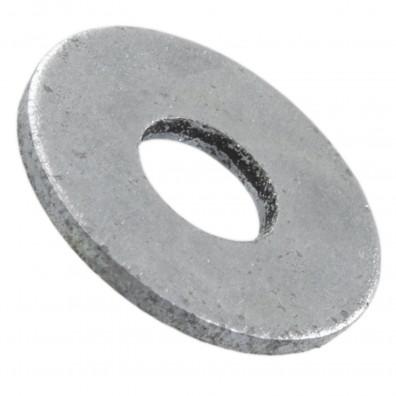 5000 Unterlegscheiben DIN 9021 - für M4 - Aussen-Ø = 12 mm - galvanisch verzinkt