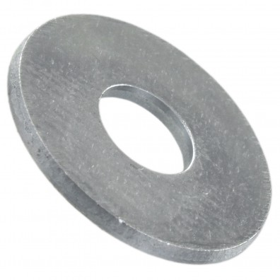 500 Unterlegscheiben DIN 9021 - für M5 - Aussen-Ø = 15 mm -  galvanisch verzinkt