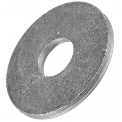 200 Stück Kotflügelscheiben galv.verzinkt für M6, 6,4 x 20 mm, Dicke 1,5 mm
