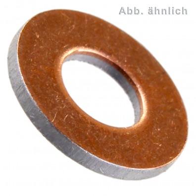 Cupal-Scheiben - Kupfer-Aluminium
