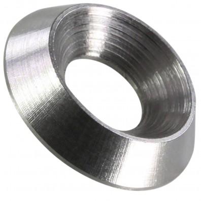 100 Rosettenscheiben M8 - Edelstahl A1 - Werkstoff 1.4305