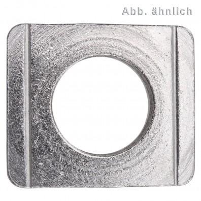 Vierkantscheiben - DIN 434 - Edelstahl A4