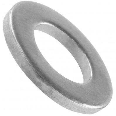 500 Unterlegscheiben DIN 125 Form A - für M10 - Aussen-Ø=20mm - Edelstahl A2