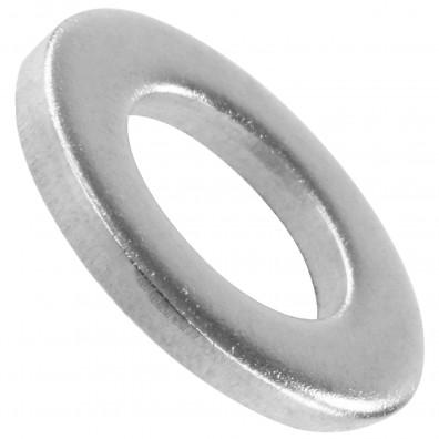 30 Unterlegscheiben DIN 125 Form A - für M12 - Aussen-Ø=24mm - Edelstahl A2