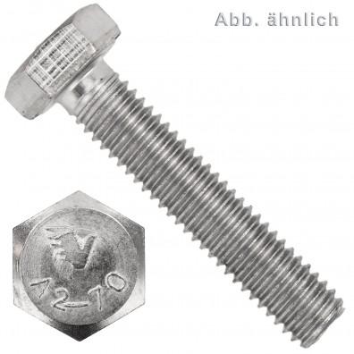 1000 Sechskantschrauben M2 x 5 mm - Edelstahl A2 - SW 4 - DIN 933